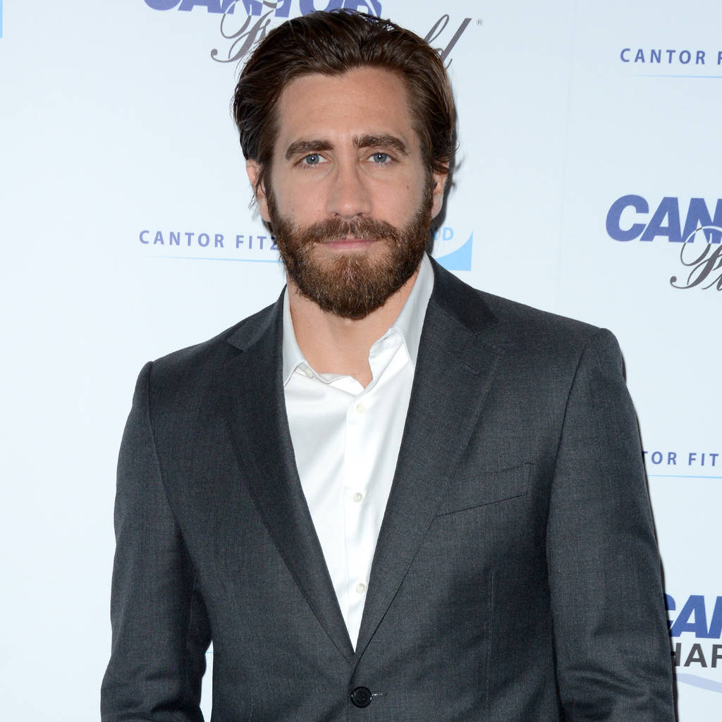 2015 Cantor Fitzgerald Charity Day - Arrivals Featuring: Jake Gyllenhaal Where: New York City, New York, United States When: 11 Sep 2015 Credit: Ivan Nikolov/WENN.com