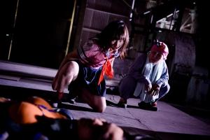 追加アクション1『爆裂魔神少女 バーストマシンガール』
