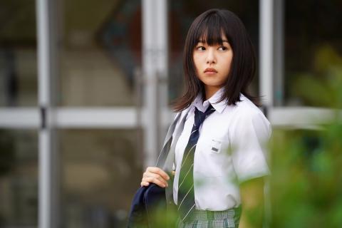 「任侠学園」桜井日奈子1