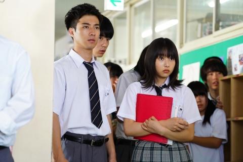 「任侠学園」桜井日奈子3