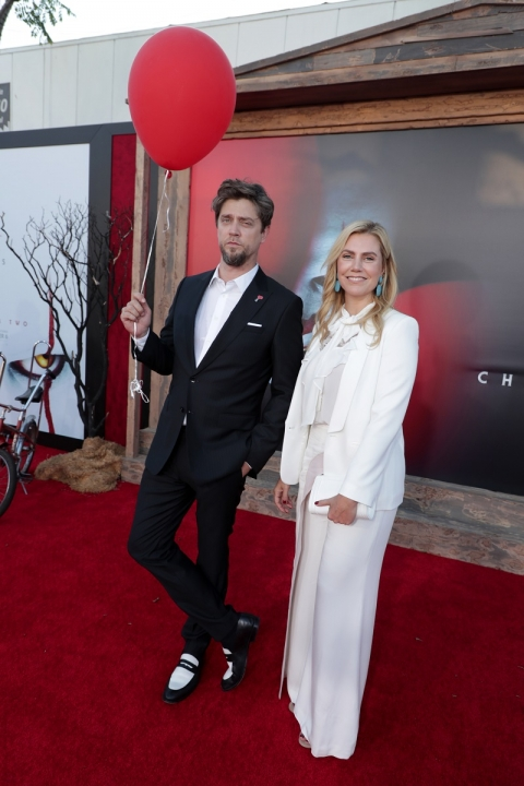 New Line Cinema Presents the World Premiere of IT CHAPTER TWO at Regency Village Theatre, Los Angeles, CA, USA - 26 August 2019