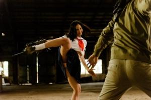 追加アクション2『爆裂魔神少女 バーストマシンガール』