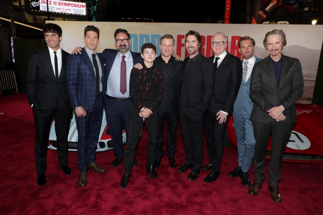 Twentieth Century Fox FORD v FERRARI premiere, Los Angeles, USA - 04 Nov 2019