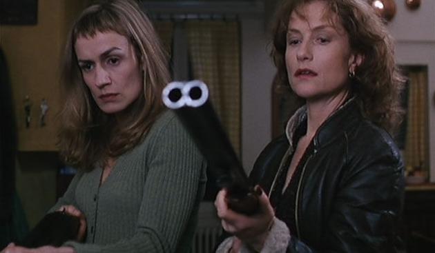 『沈黙の女/ロウフィールド館の惨劇』(1995)