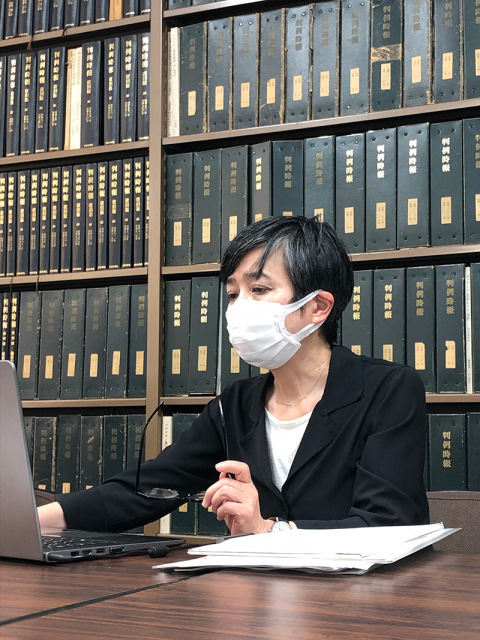 岩崎ゆう子(一般社団法人コミュニティシネマセンター事務局長)