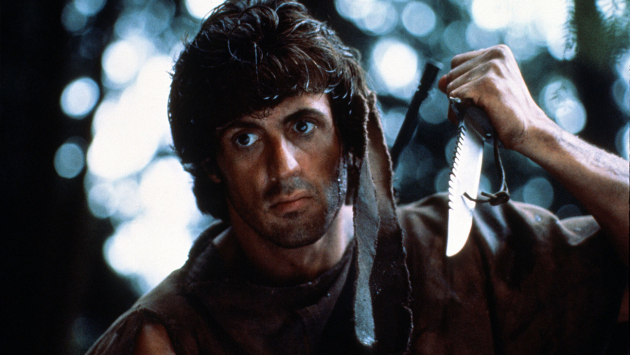 First Blood (1982)  Directed by Ted Kotcheff Shown: Sylvester Stallone